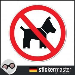 für Hunde verboten 1