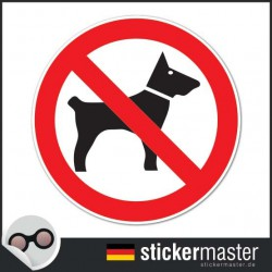 für Hunde verboten 2