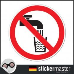 Kein Trinkwasser
