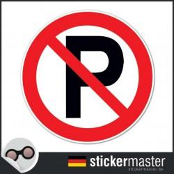 Verbotenes Parken