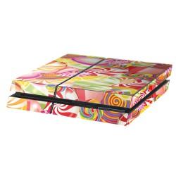 PS4 Aufkleber Süßigkeiten
