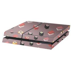 PS4 Aufkleber Sushi