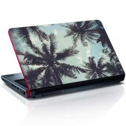 Palmen Laptop Aufkleber