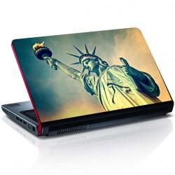 Laptop Aufkleber New York