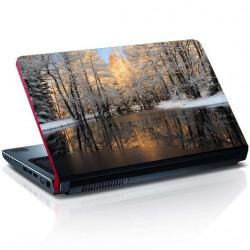 Laptop Aufkleber winter