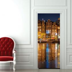 Türaufkleber Amsterdam