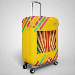 Ihre Eigenen Kofferaufkleber