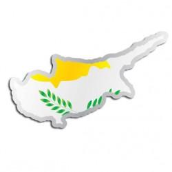 Länderaufkleber Korsika