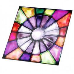 Fliesenaufkleber Glasmalerei 1