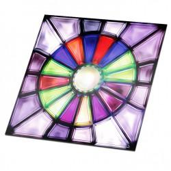 Fliesenaufkleber Glasmalerei 2