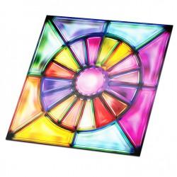 Fliesenaufkleber Glasmalerei 4