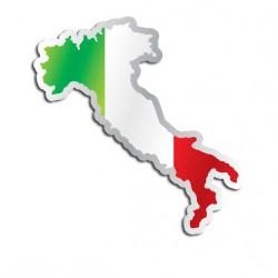 Länderaufkleber Italien