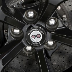 Nabendeckel Aufkleber Chevrolet Caprice