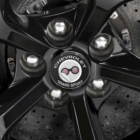 Felgendeckel Aufkleber geeignet für Chevrolet Trans Sport