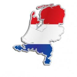 Länderaufkleber Niederlande