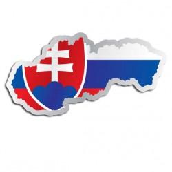 Länderaufkleber Slowakei