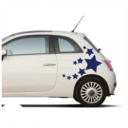 Sternen Autoaufkleber