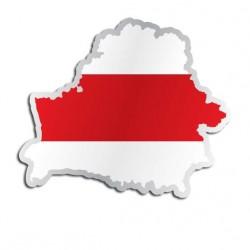 Länderaufkleber Belarus
