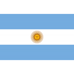 Argentination Flagge