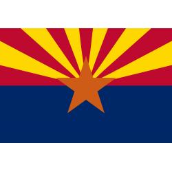 Arizona Flagge