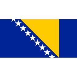 Bosnien_und_Herzegowina Flagge