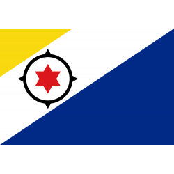 Bonaire Flagge