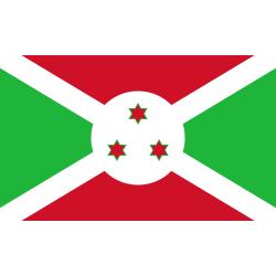 Burundi Flagge