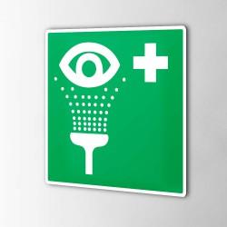 Augenwischerei Aufkleber