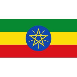 Äthiopien Flagge