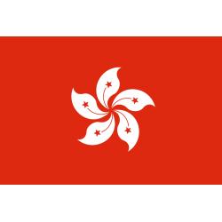 Hong Kong Flagge