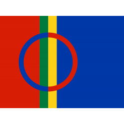 Lappland Flagge
