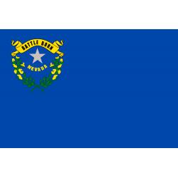 Nevada Flagge