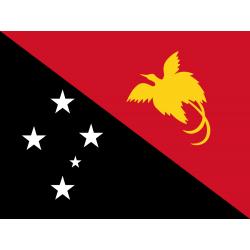 Papua Neuguinea Flagge