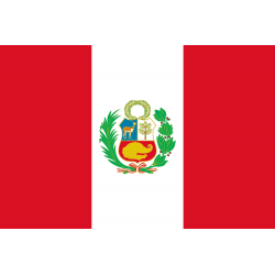 Peru_ (Staat) Flagge