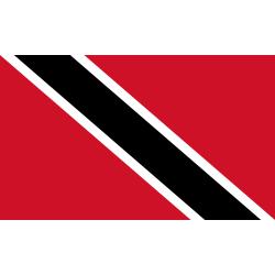 Trinidad und Tobago Flagge