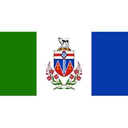 Yukon Flagge