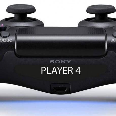 Player 4 lightbar skin