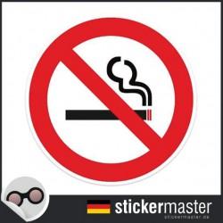 Nichtraucheraufkleber Typ 1