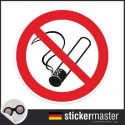 Nichtraucheraufkleber Typ 2
