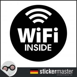 Inside Wifi Aufkleber