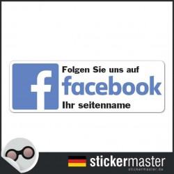 Facebook Sticker Eigener Firmenname 2