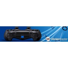 PS4 controller lightbar sticker
