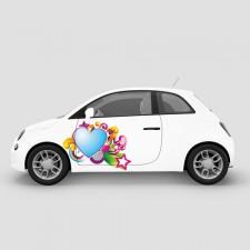 Auto Dekoration Aufkleber