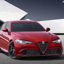 Alfa Romeo Nabendeckel Aufkleber