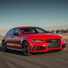 Audi Nabendeckel Aufkleber