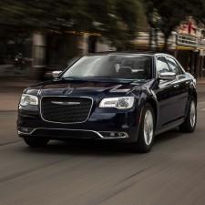 Chrysler Nabendeckel Aufkleber