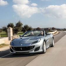 Ferrari Nabendeckel Aufkleber