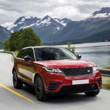 Land Rover Nabendeckel Aufkleber