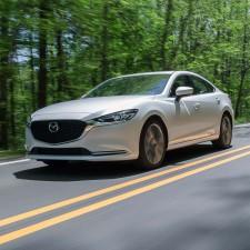 Mazda Nabendeckel Aufkleber