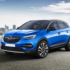 Opel Nabendeckel Aufkleber